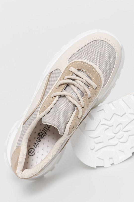bej Answear Lab - Pantofi Marquiz