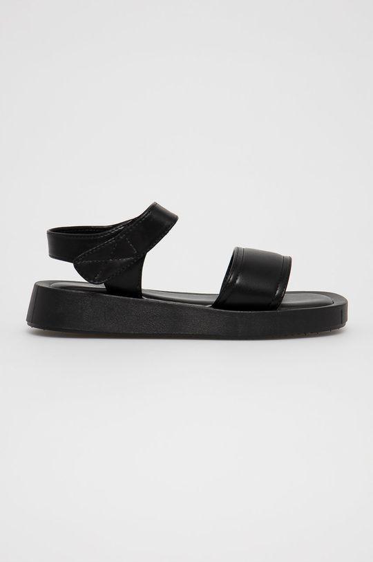 negru Answear Lab - Sandale IDEAL SHOES De femei