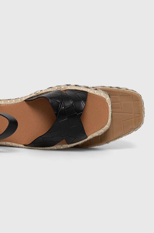 czarny Answear Lab - Sandały Marquiz