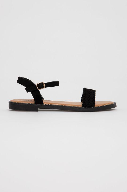 negru Answear Lab - Sandale Laura Mode De femei