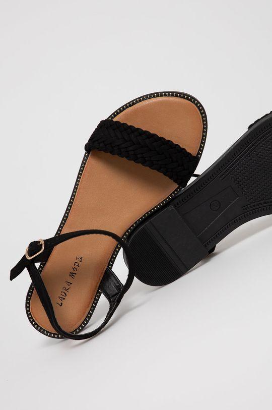 negru Answear Lab - Sandale Laura Mode
