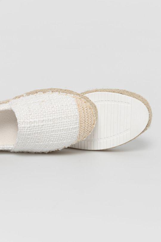 biały Answear Lab - Espadryle lov'it