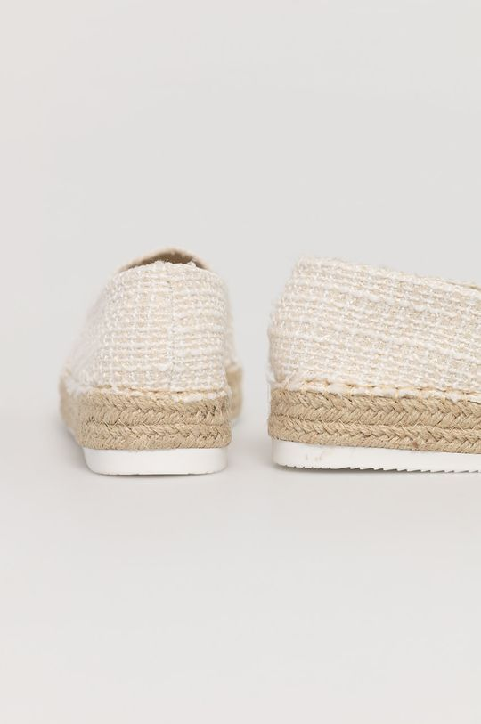 Answear Lab - Espadrile lov'it  Gamba: Material textil Interiorul: Material textil Talpa: Material sintetic
