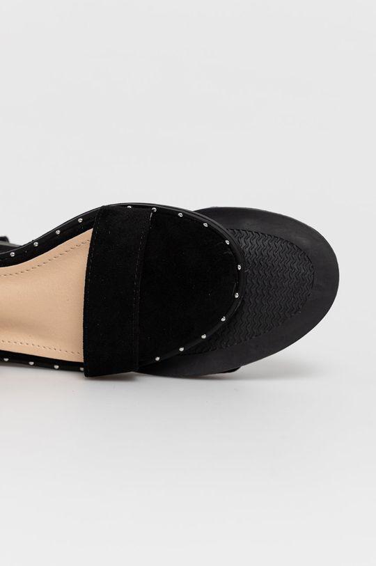 czarny Answear Lab - Sandały lov'it