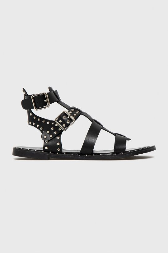 czarny Answear Lab - Sandały Lily Shoes Damski