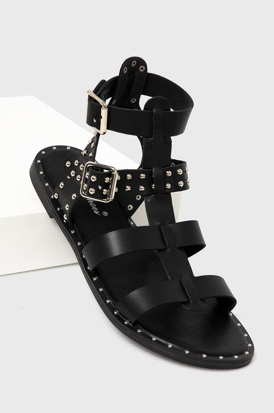 Answear Lab - Sandały Lily Shoes czarny