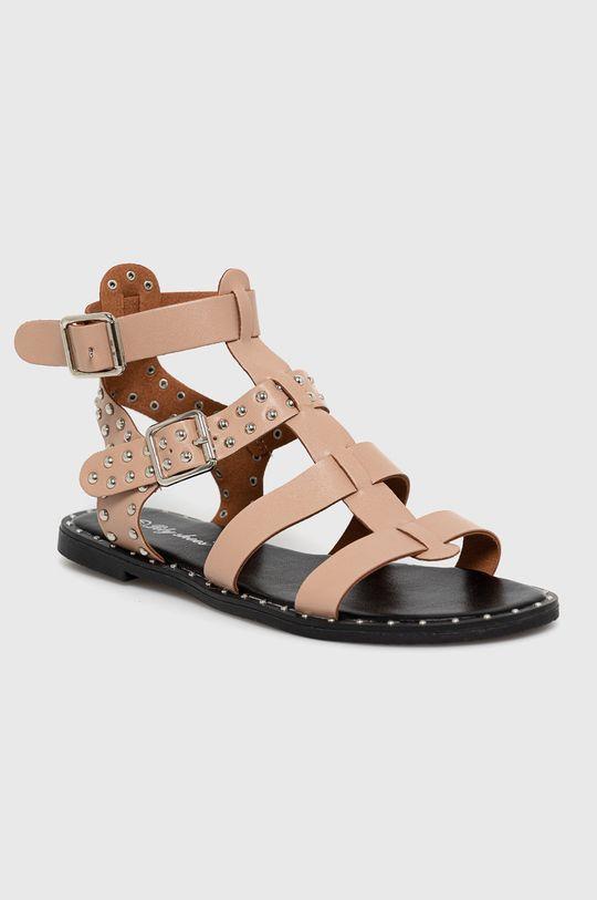 Answear Lab - Sandały Lily Shoes różowy
