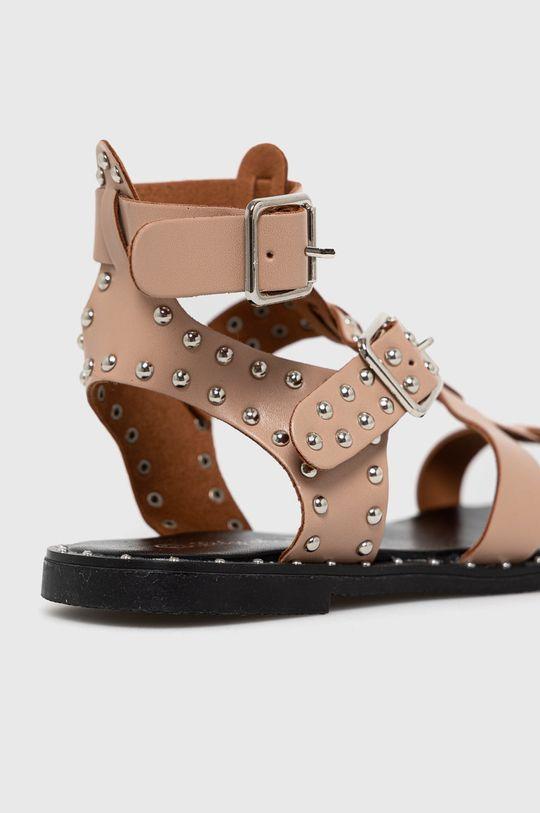 Answear Lab - Sandały Lily Shoes Cholewka: Materiał syntetyczny, Wnętrze: Materiał syntetyczny, Podeszwa: Materiał syntetyczny