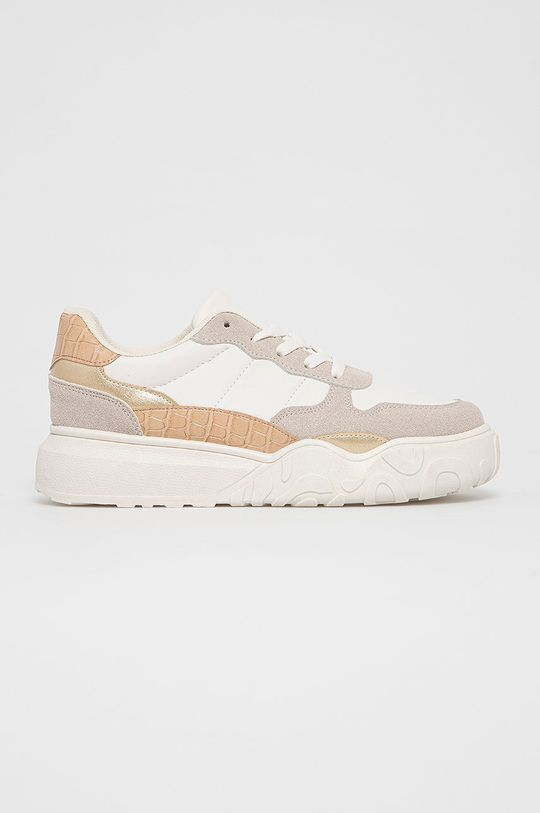beżowy Answear Lab - Buty Ideal Shoes Damski