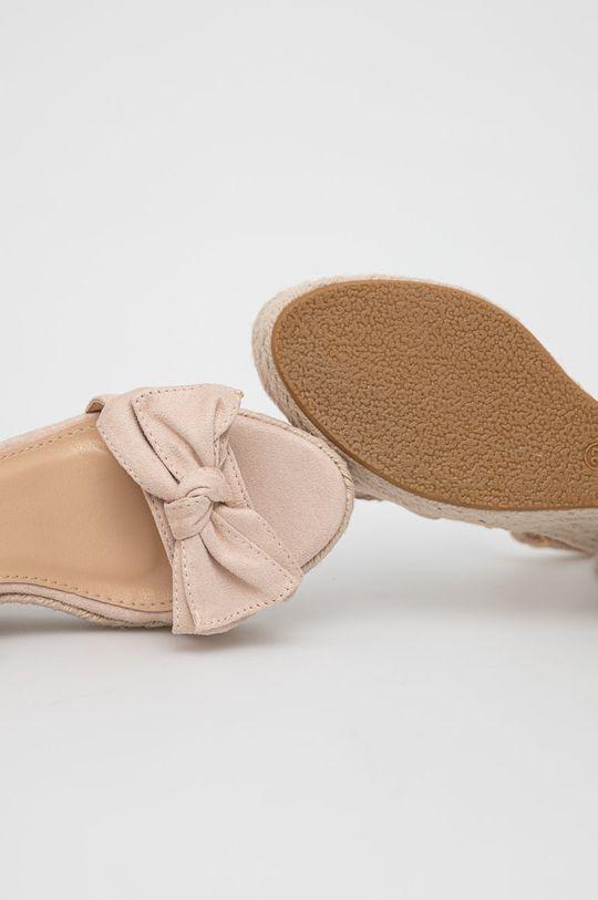 beżowy Answear Lab - Sandały Ciaodea
