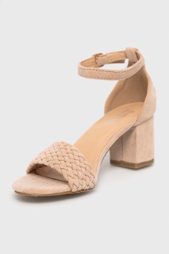 Answear Lab - Sandále Sunsea béžová