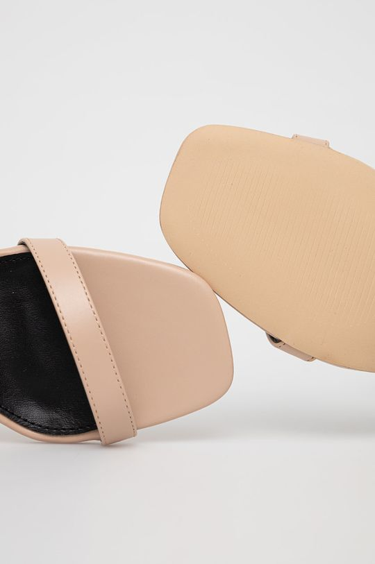 béžová Answear Lab - Sandále Buonarotti