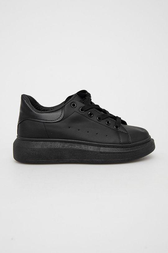 čierna Answear Lab - Topánky Dámsky