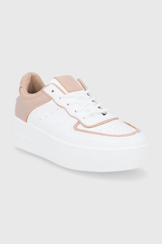 Answear Lab - Topánky béžová