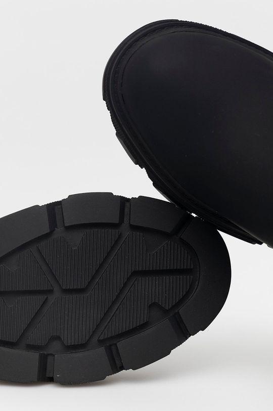 czarny Answear Lab - Kalosze