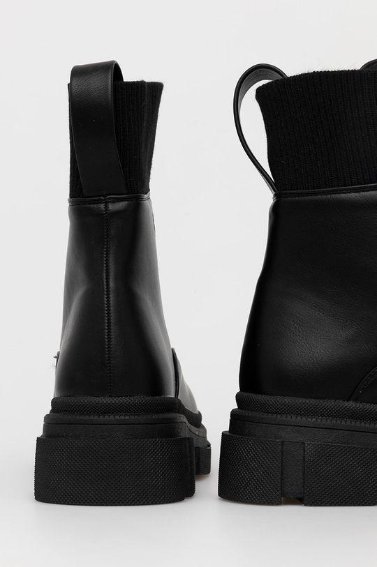 Answear Lab - Členkové topánky  Zvršok: Syntetická látka, Textil Vnútro: Textil Podrážka: Syntetická látka