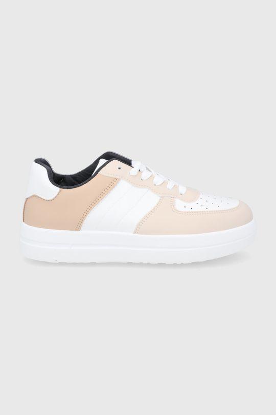 béžová Answear Lab - Topánky Dámsky