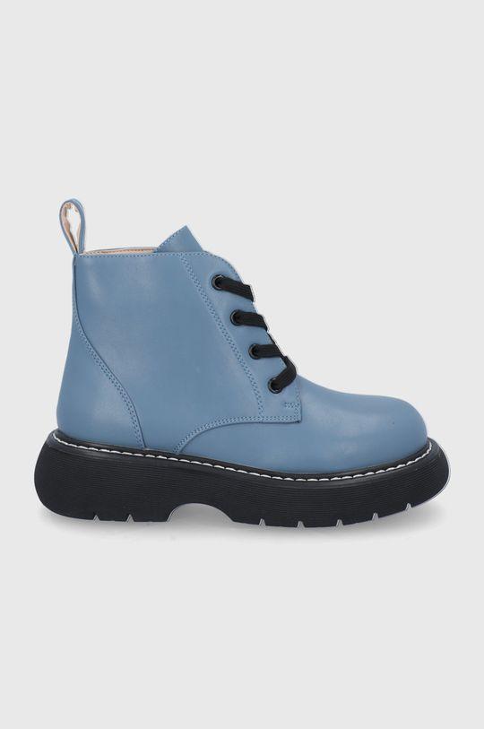 niebieski Answear Lab - Workery Damski