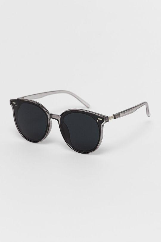 szary Answear Lab - Okulary przeciwsłoneczne Damski