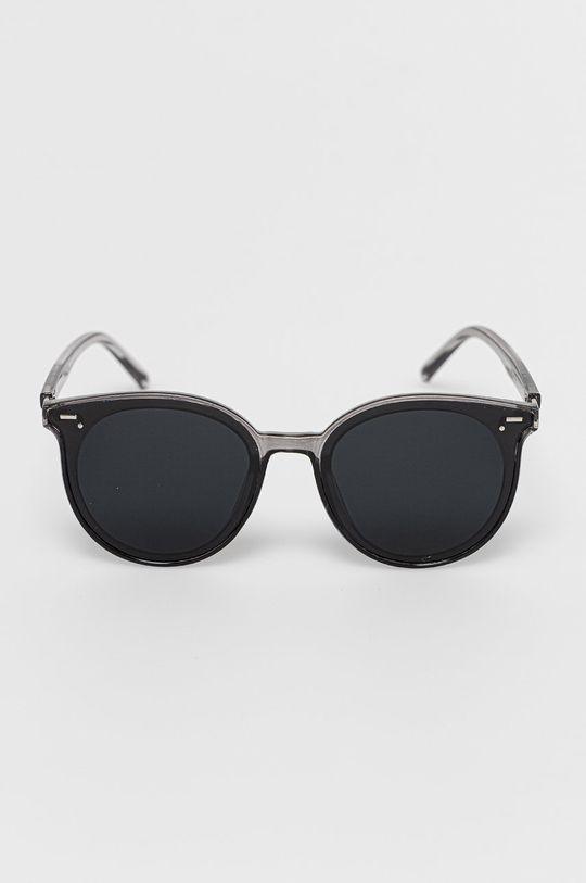Answear Lab - Okulary przeciwsłoneczne szary