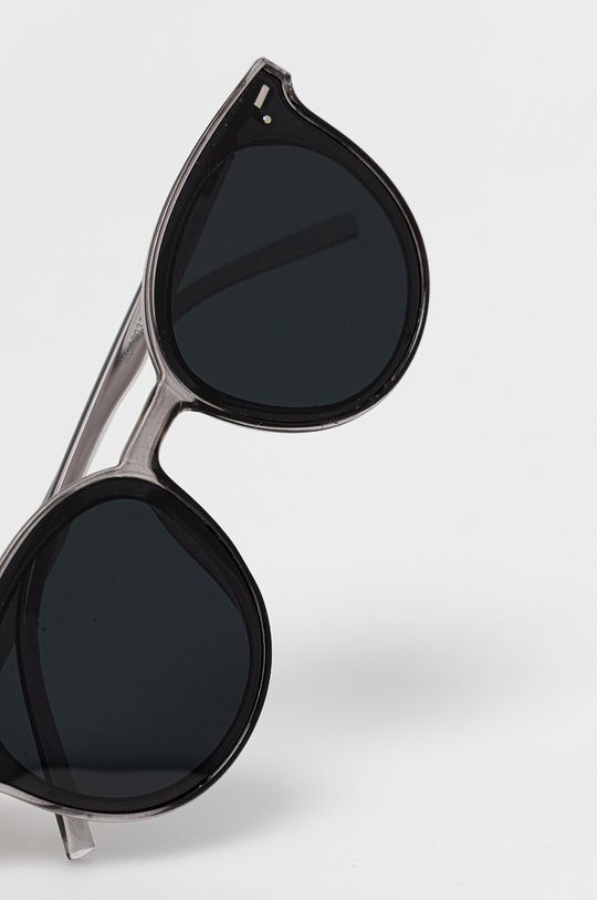 Answear Lab - Okulary przeciwsłoneczne  20 % Metal, 80 % Tworzywo sztuczne