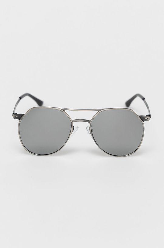 Answear Lab - Slnečné okuliare sivá