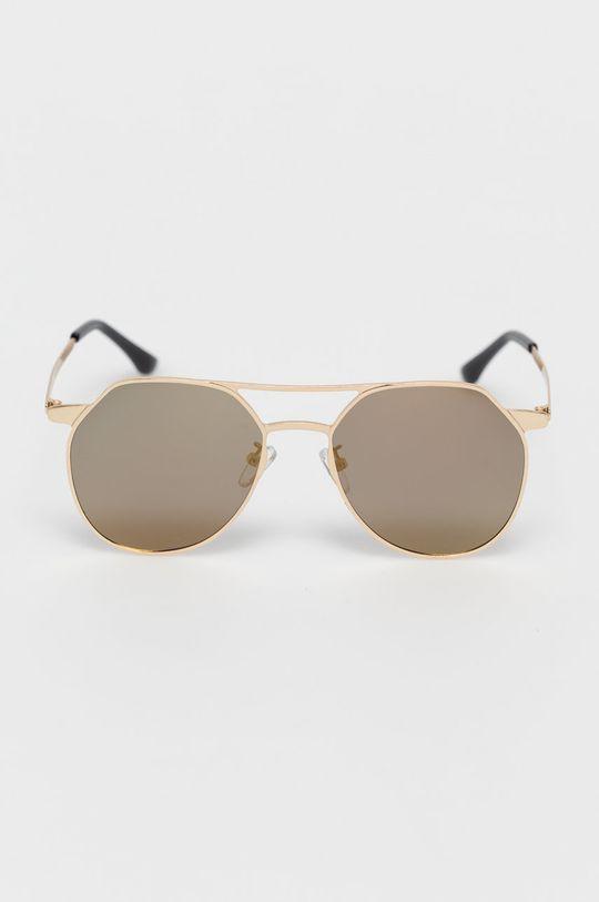zlatá Answear Lab - Slnečné okuliare Dámsky