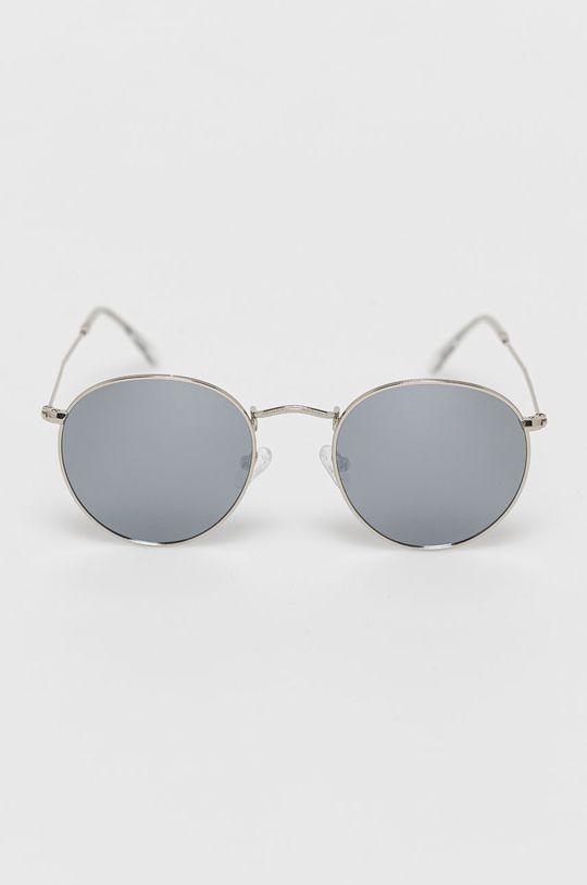 Answear Lab - Okulary przeciwsłoneczne srebrny