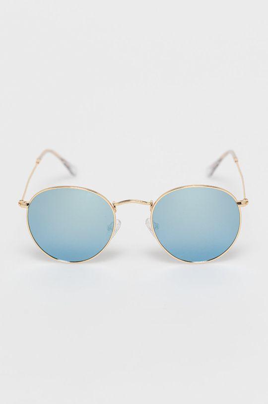 Answear Lab - Okulary przeciwsłoneczne złoty