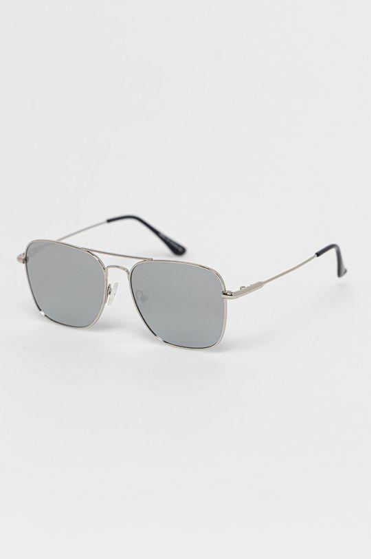 strieborná Answear Lab - Slnečné okuliare Dámsky