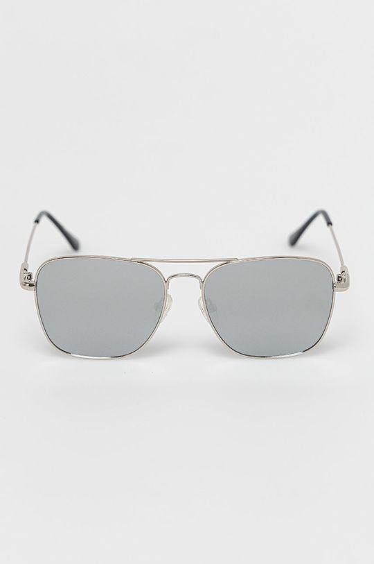 Answear Lab - Slnečné okuliare strieborná