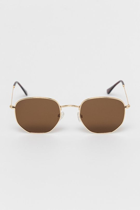 Answear Lab - Slnečné okuliare hnedá