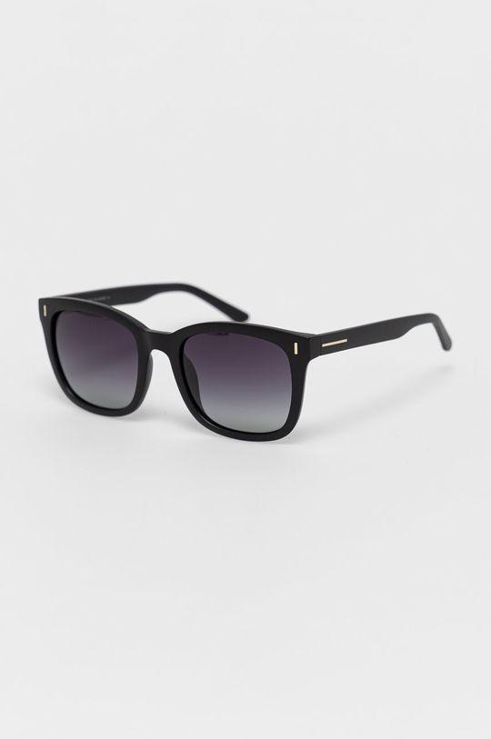 černá Answear Lab - Sluneční brýle Dámský