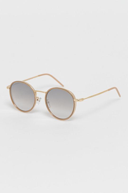 beżowy Answear Lab - Okulary przeciwsłoneczne Damski