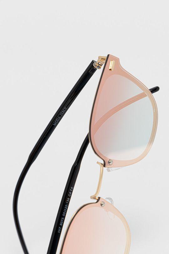 Answear Lab - Slnečné okuliare  20% Kov, 80% Plast