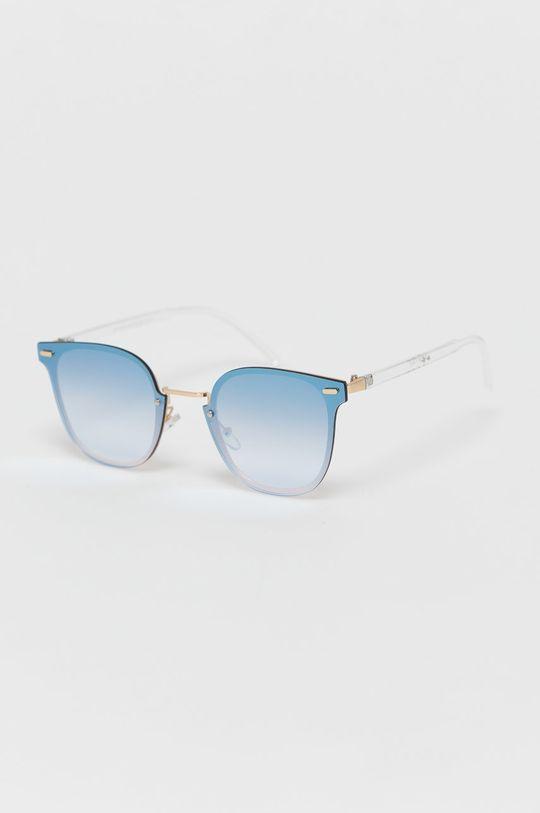 niebieski Answear Lab - Okulary przeciwsłoneczne Damski