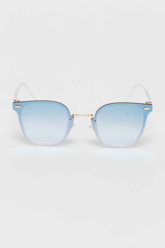 Answear Lab - Okulary przeciwsłoneczne niebieski