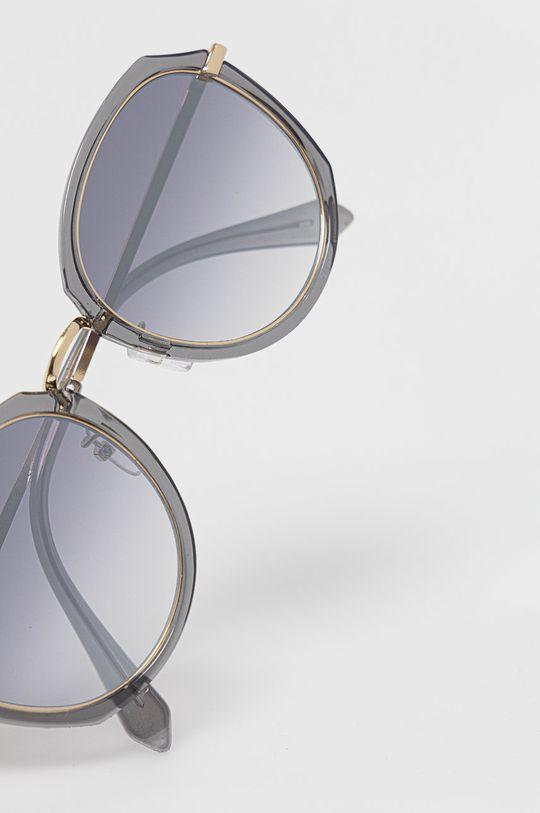 Answear Lab - Okulary przeciwsłoneczne Materiał syntetyczny, Metal
