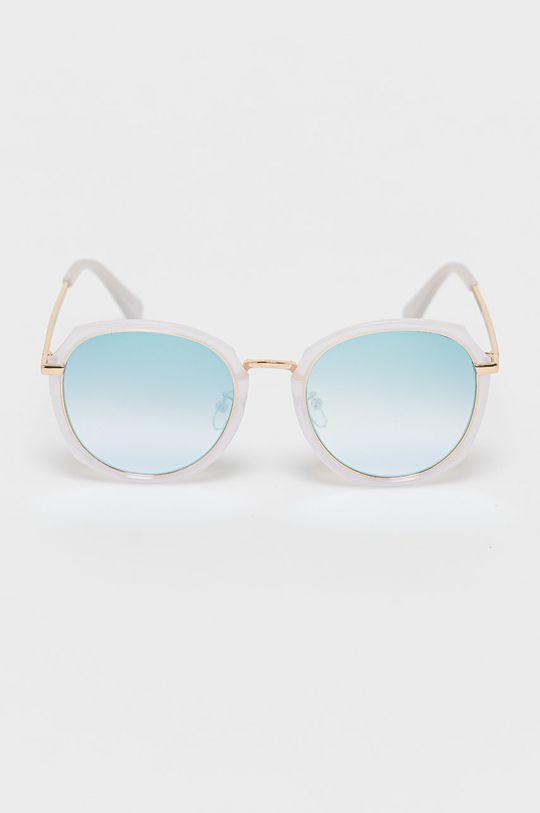turkusowy Answear Lab - Okulary przeciwsłoneczne Damski