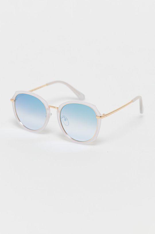 Answear Lab - Okulary przeciwsłoneczne turkusowy