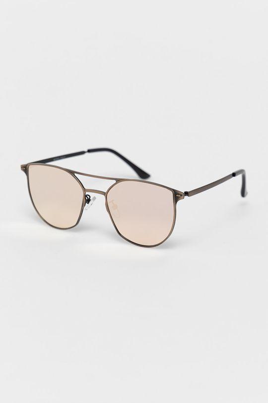 złoty Answear Lab - Okulary przeciwsłoneczne Damski