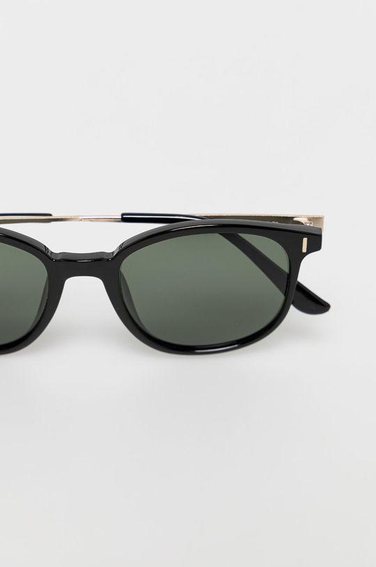 Answear Lab - Okulary przeciwsłoneczne  20 % Meryl, 80 % Tworzywo sztuczne