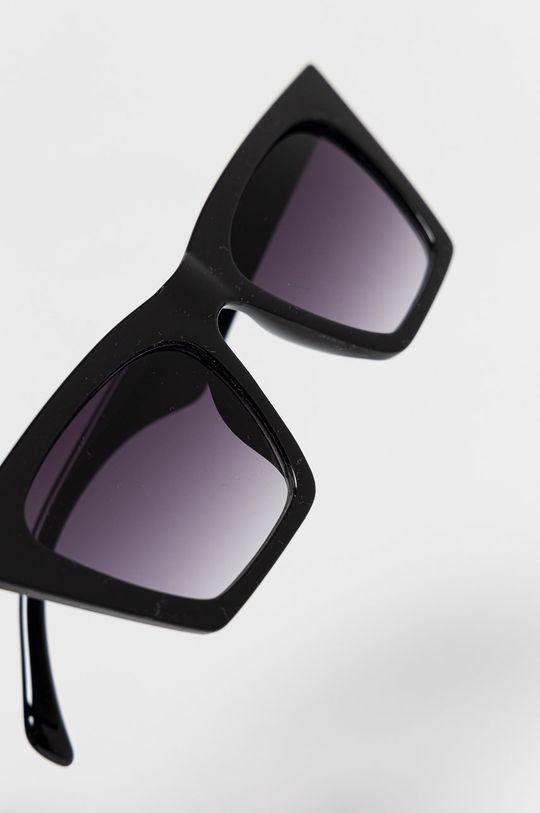 Answear Lab - Okulary przeciwsłoneczne  100 % Tworzywo sztuczne