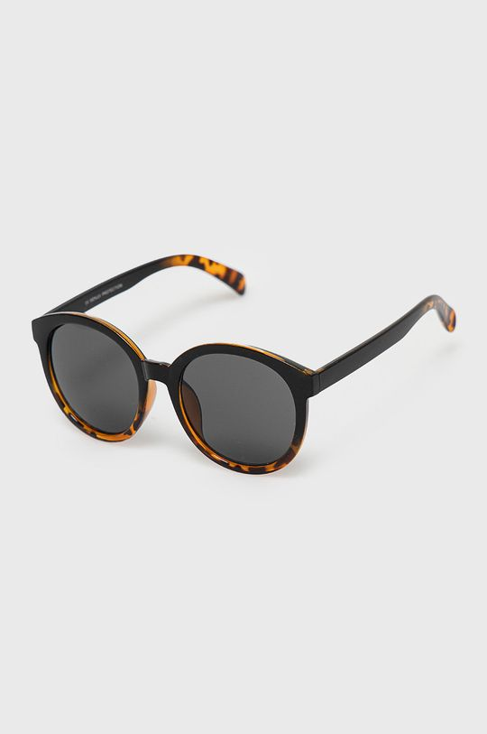 hnědá Answear Lab - Sluneční brýle Dámský