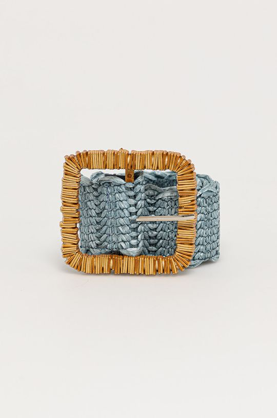 niebieski Answear Lab - Pasek Damski