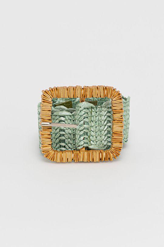 zielony Answear Lab - Pasek Damski