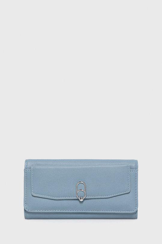 niebieski Answear Lab - Portfel Damski