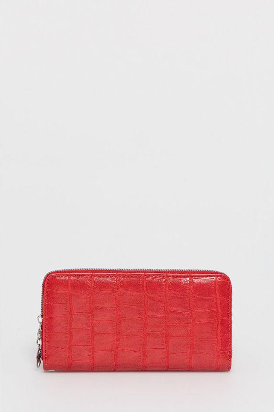 czerwony Answear Lab - Portfel Damski