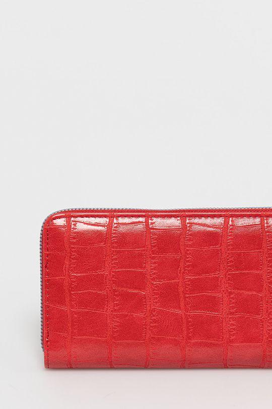 Answear Lab - Portfel czerwony