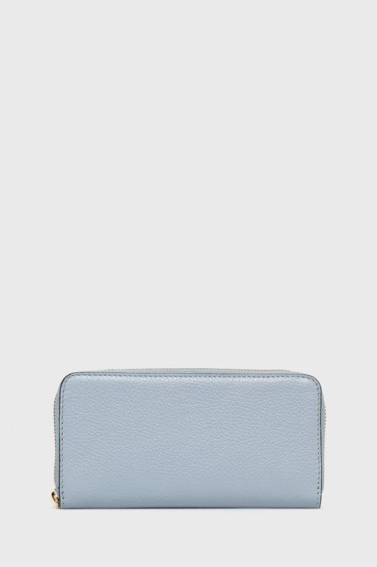 niebieski Answear Lab - Portfel skórzany Damski